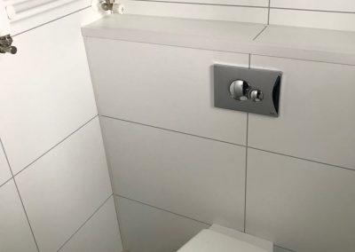 vegghengt toalett husvogn